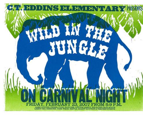 Wild In The Jungle