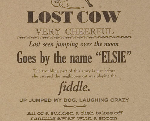 Lost Cow