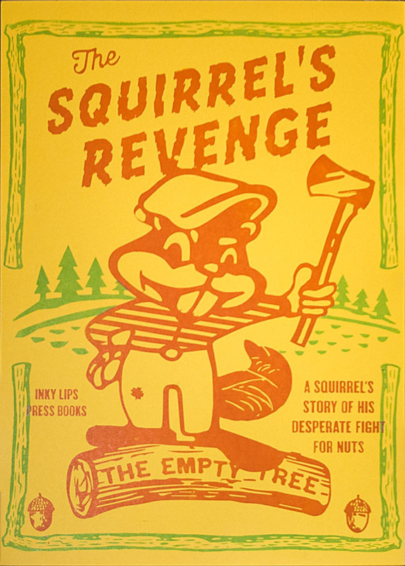 Squirrels Revenge
