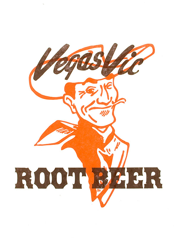 Vegas Vic Root Beer