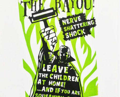 It Came From The Bayou